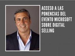 Acceso a las ponencias del Evento realizado junto a Microsoft sobre Digital Selling