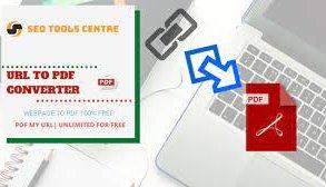 Como guardar una web en formato PDF