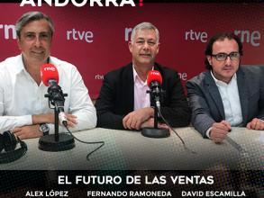 Como están cambiando las ventas en Andorra con Fernando Ramoneda