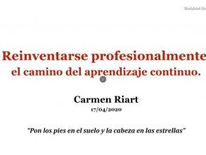 Reinventarse profesionalmente: el camino del aprendizaje continuo
