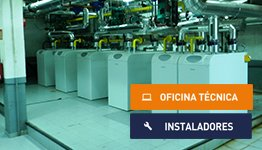 Online: Salas de Calderas - Normativa y componentes