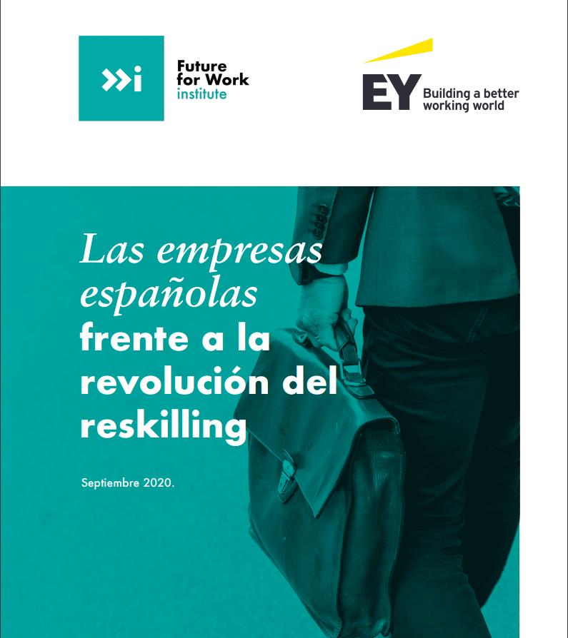 Las empresas españolas frente a la revolución del reskilling