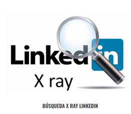 Búsqueda de perfiles de Linkedin en Google