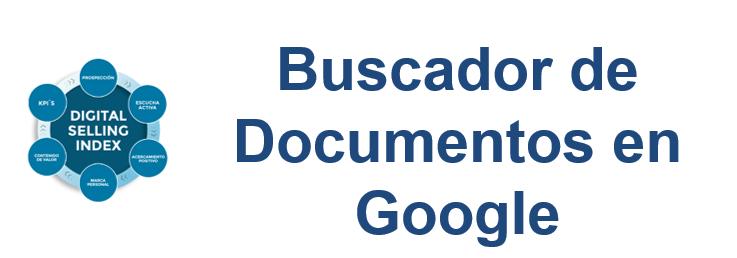 Búsqueda de documentos en Google