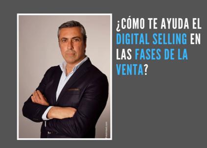 ¿Como te ayuda el Digital Selling en las fases de la venta?