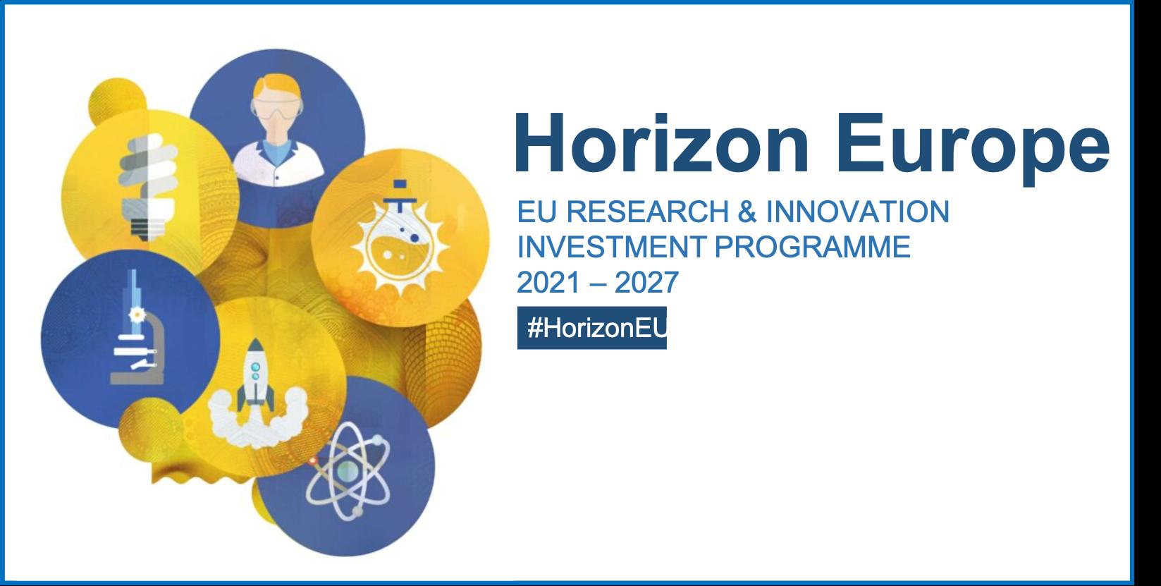 Elaboración de Proyectos de I+D+i en Horizonte Europa. CURSO VIRTUAL