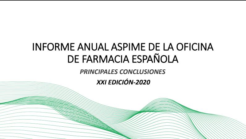 Webinar Presentación Informe Aspime