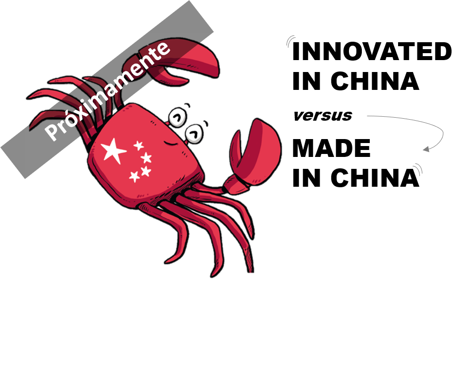 "El nuevo paradigma: "" Innovated in China"" vs ""Made in China"""